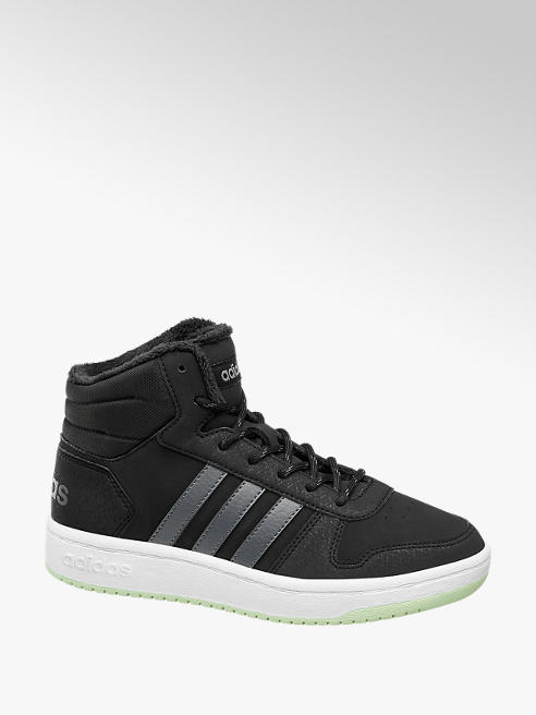 adidas Zwarte Hoops Mid 2.0