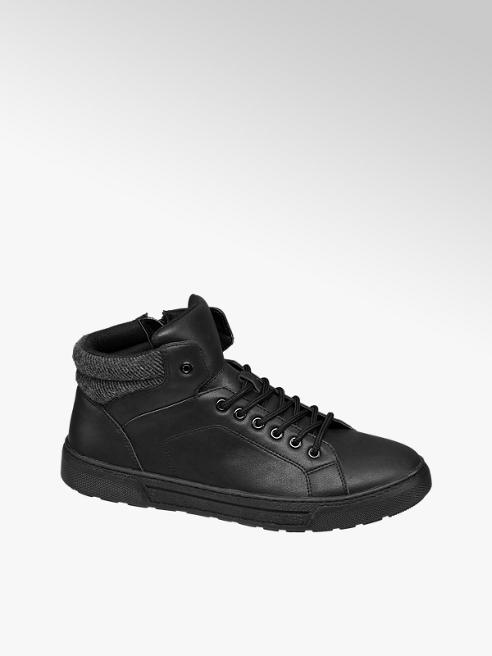 Memphis One Sneaker alta nera