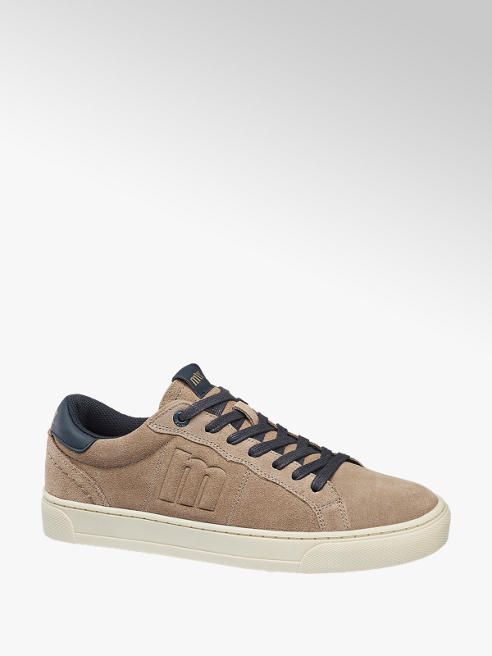 MTNG Taupe suède sneaker
