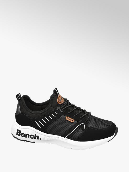 Bench Zwarte sneaker memory foam