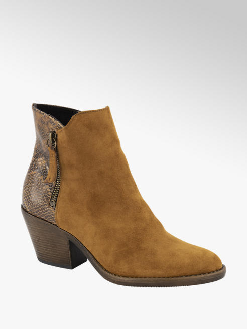 5th Avenue Damen Western Stiefelette
