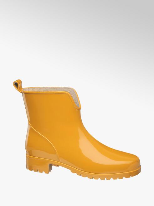 Graceland Oker gele regenlaars