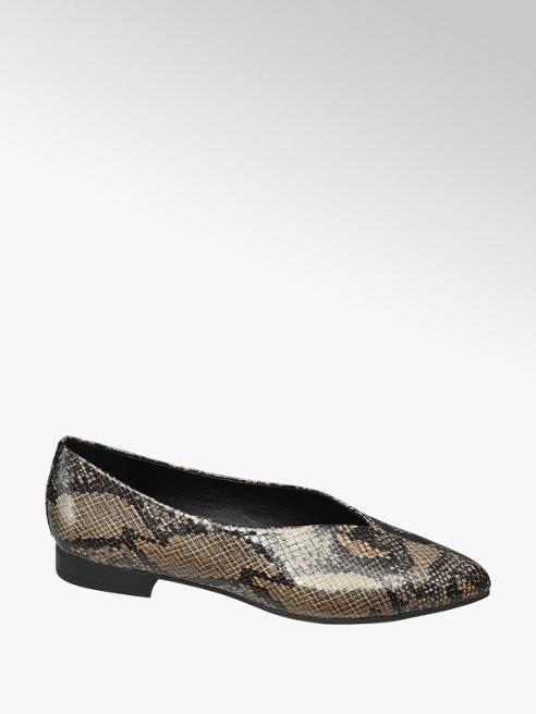 Graceland Ballerina Reptil-Look