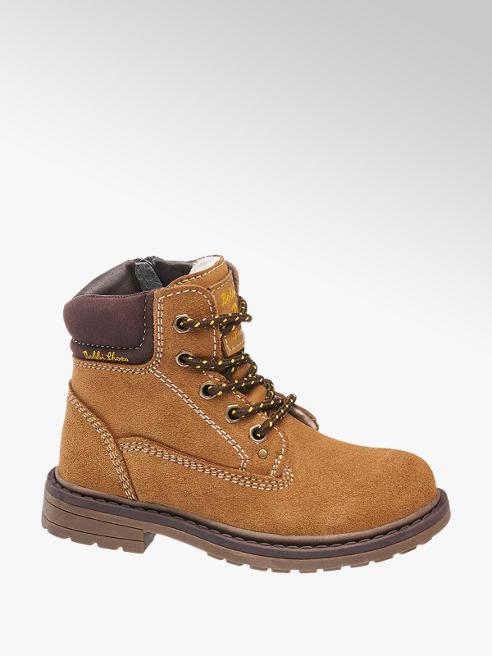Bobbi-Shoes Læderstøvle