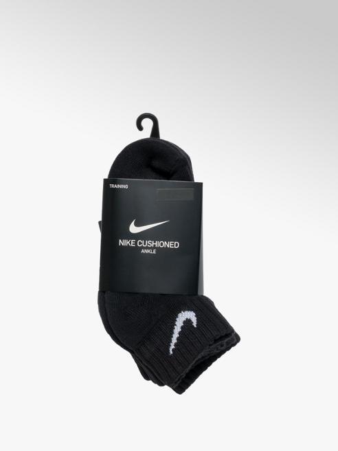 NIKE Ladies Nike 3PK Ankle Socks 34x38