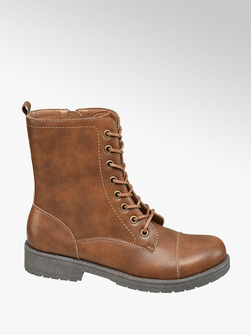 Graceland Cognac veterboot