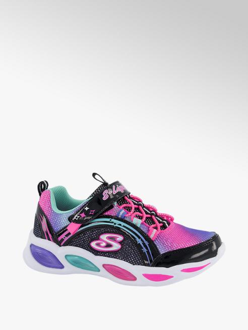 Skechers Mädchen Sneaker mit LED Funktion