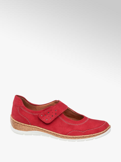Medicus Дамски комфортни кожени обувки