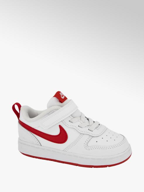 Nike Witte Court Borough Low 2 klittenband