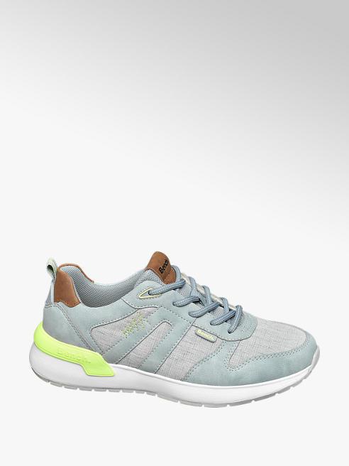 Bench Lichtblauwe sneaker memory foam