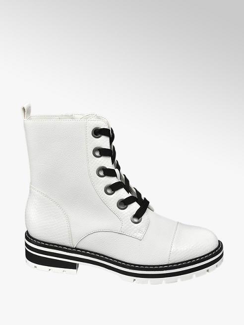 accessori bianchi - biker bianco, Deichmann