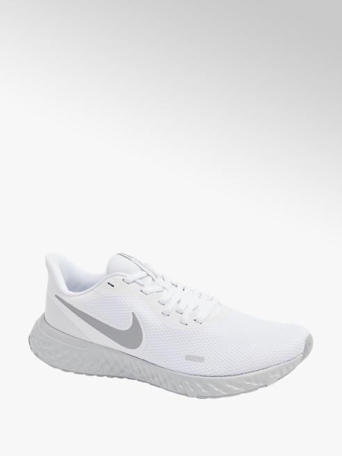 Nike Witte Revolution 5
