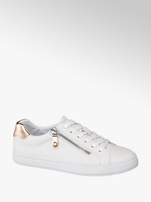 Graceland Witte sneaker sierrits