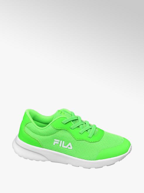 Fila Neongroene lightweight sneaker