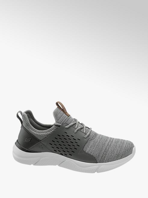 Skechers Grijze lightweight sneaker