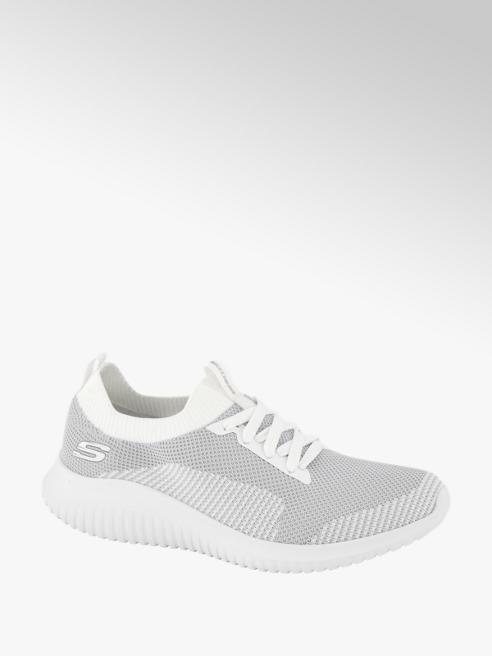 Skechers Lichtgrijze lightweight sneaker