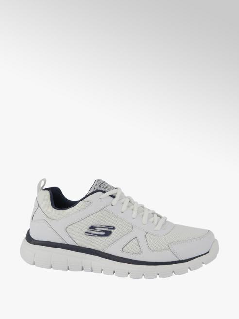 Skechers Мъжки бели маратонки
