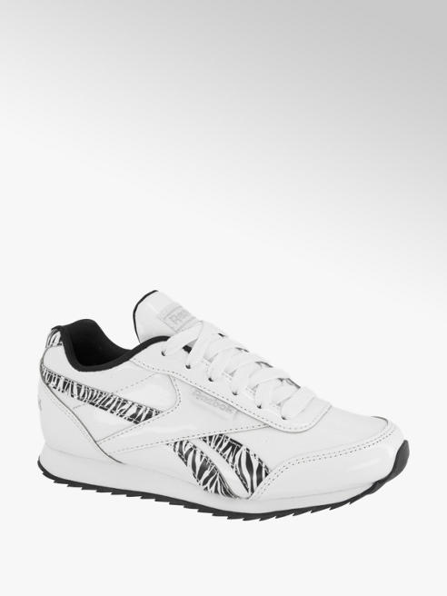 Reebok Witte lak Royal CL Jog