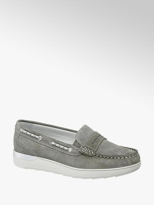 Medicus Дамски комфортни кожено обувки