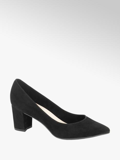 5th Avenue Дамски кожени обувки с ток 5th Avenue