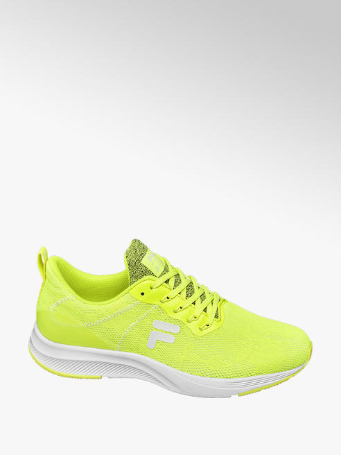Fila Neon gele Helen light weight