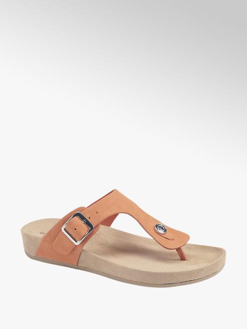 Graceland Oranje slipper