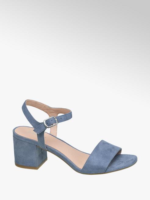 Graceland Blauwe sandalette