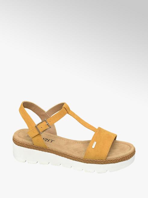 Esprit Gele sandaal