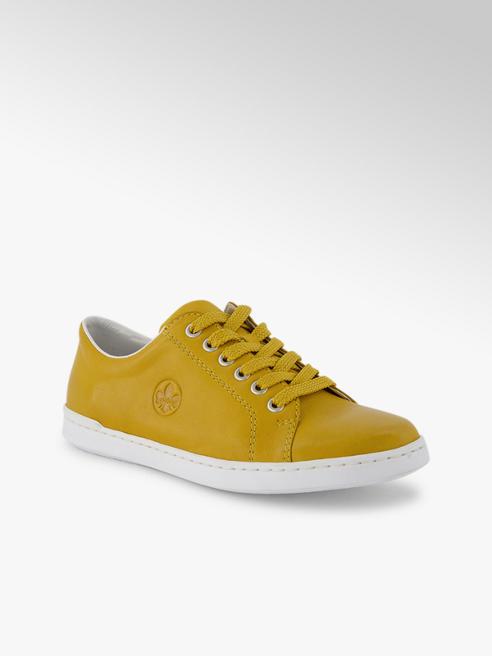 Rieker Rieker chaussure à lacet femmes jaune