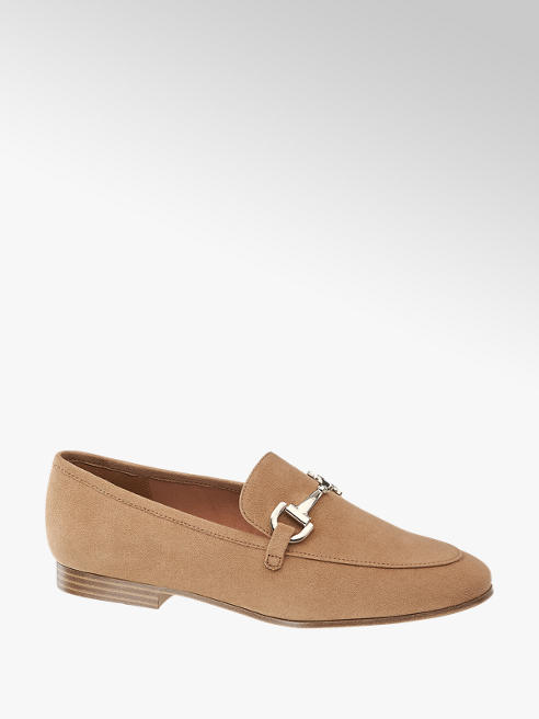 Graceland Zand kleurige loafer