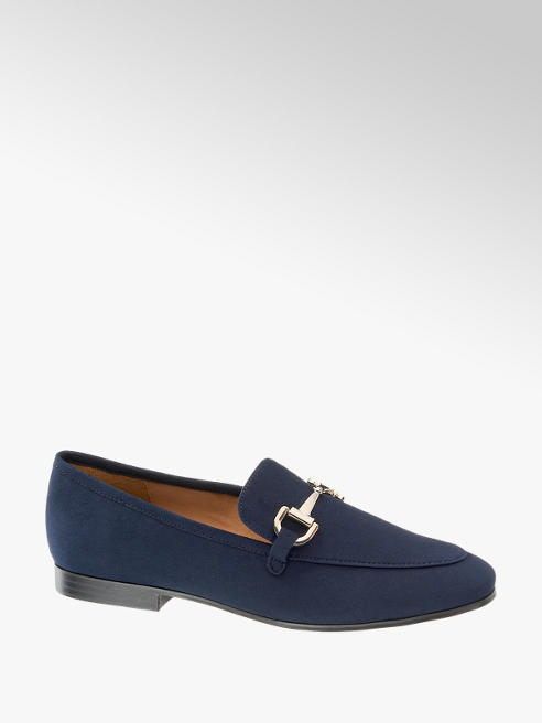 Graceland Donkerblauwe loafer