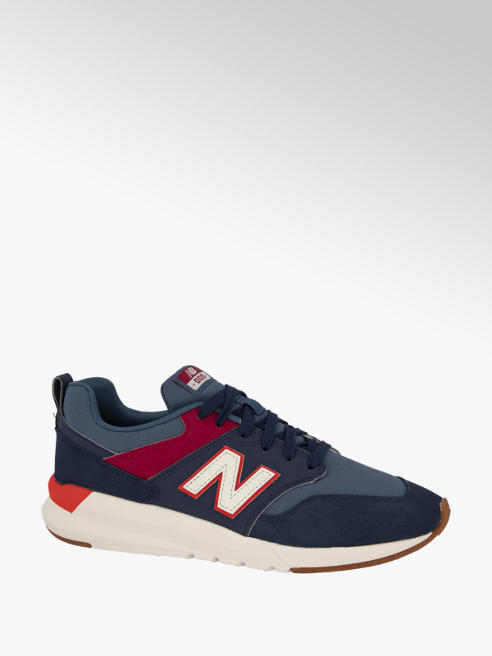 New Balance Donkerblauwe MS009