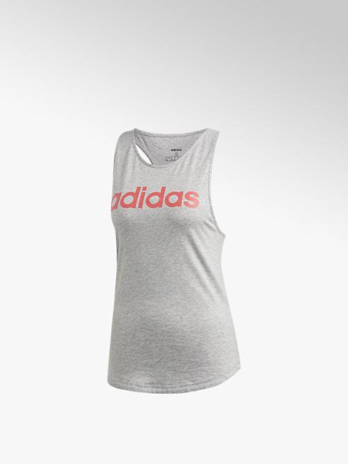 adidas Camiseta ADIDAS ESSENTIALS LINEAR TANK TOP