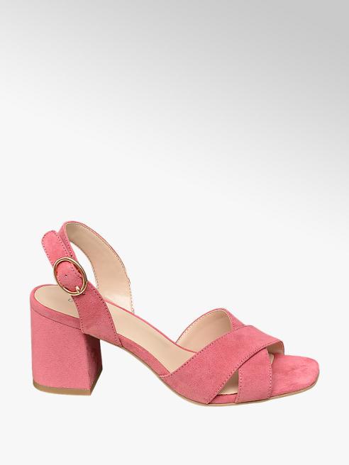 Graceland Fuchsia sandalette