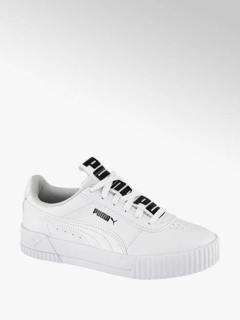 Puma Witte Carina Bold