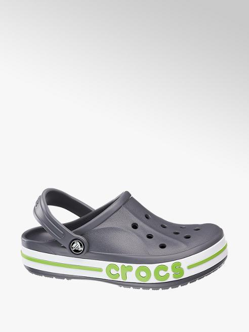 Crocs jasnoszare klapki dziecięce Crocs