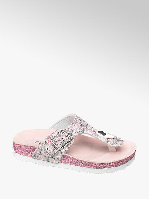 Cupcake Couture Roze slipper