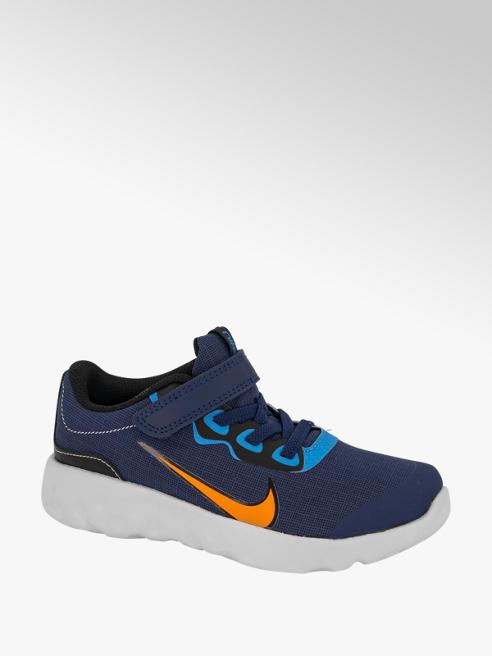 Nike Donkerblauwe Explore Strada klittenband