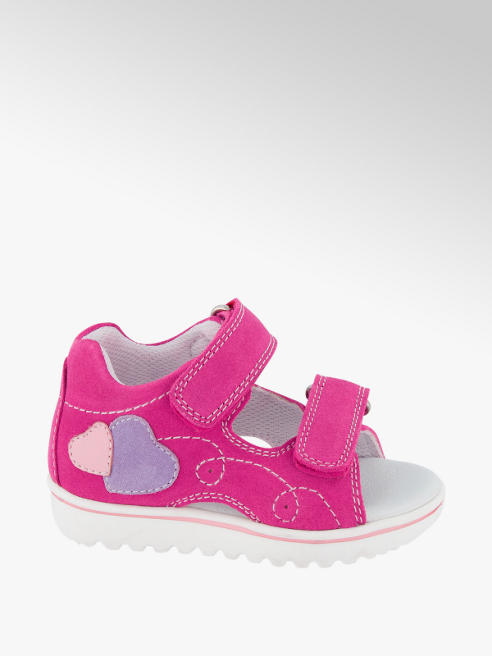 Cupcake Couture Детски кожени сандали