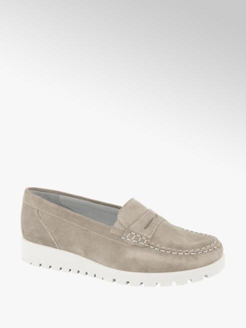 Medicus Beige leren loafer
