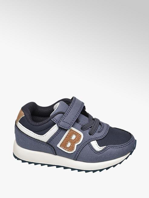 Bobbi-Shoes Blauwe sneaker