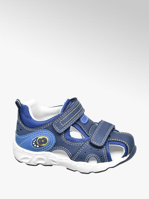 Bobbi-Shoes Toddler Boy Sporty Caged Sandals
