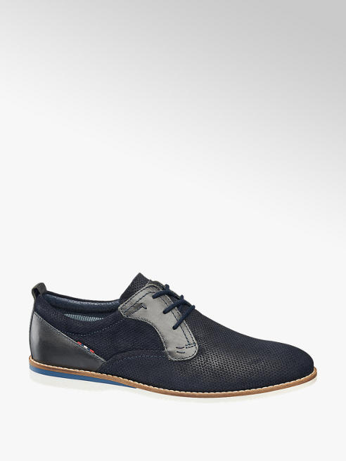 AM SHOE Мъжки кожени обувки