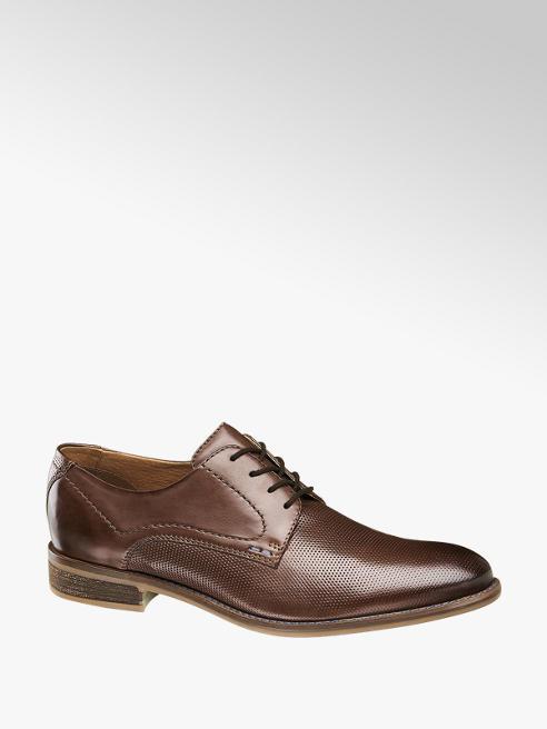 AM SHOE Мъжки кожени официални обувки