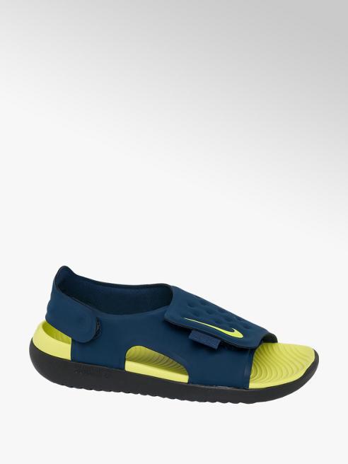 NIKE Junior Boys Nike Sunray Adjust Navy Sandals