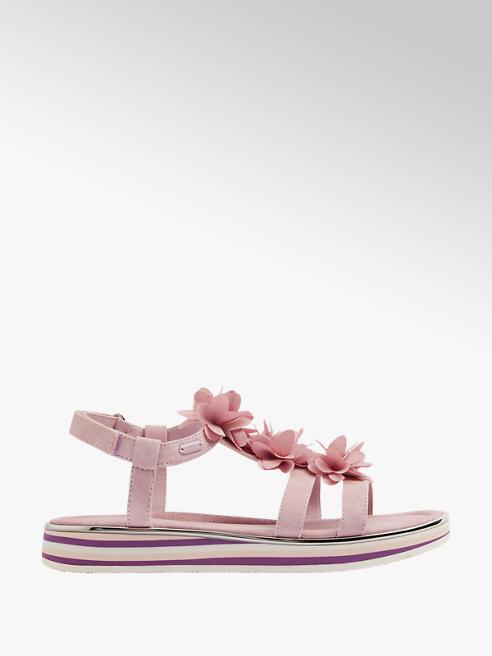Esprit różowe sandały dziewczęce Esprit