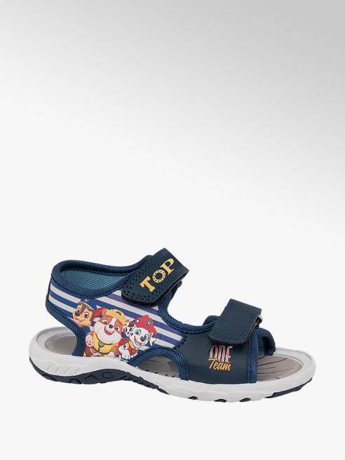 Bobbi-Shoes Toddler Boy Paw Patrol Sandals