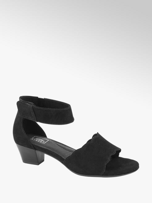 Easy Street Zwarte sandalette
