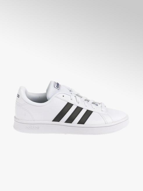 adidas Дамски бели сникъри adidas Grand Court Base