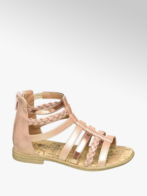 Cupcake Couture Roségouden sandaal